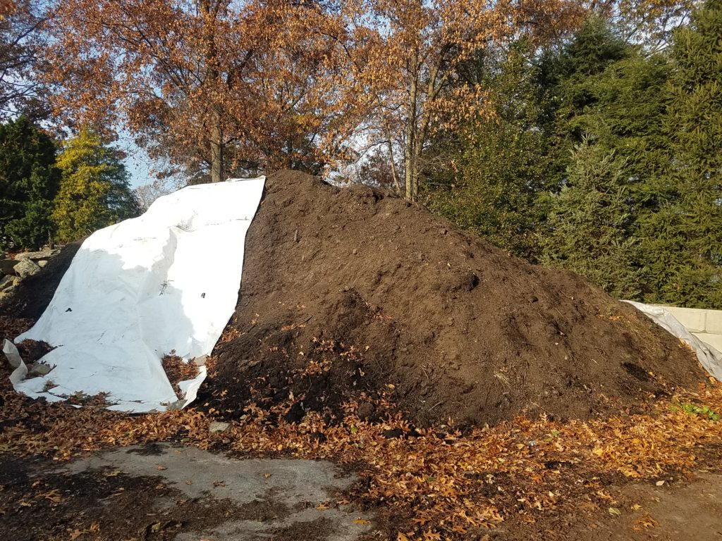 Unscreened Compost