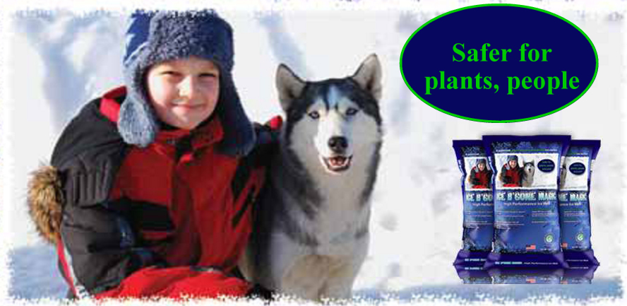 Safer for People, Pets, Plants, & the Planet!